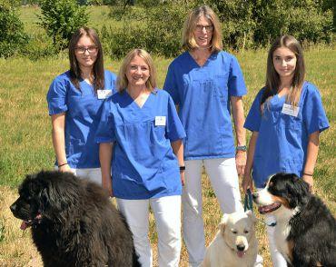 Team Tierarztpraxis Wibke Glafey